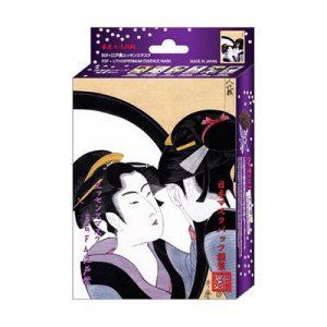 和服 2个人 紫色10